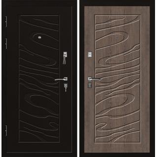 Дверь металлическая Valberg С3 ДЖАЗ 2066/980/104 R/L