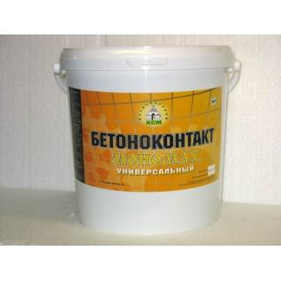 Бетоноконтакт крупная и мелкая фракция Мономах Standart 10 кг