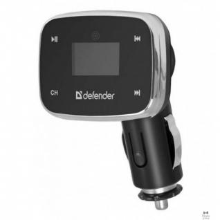 Defender Defender FM-трансмиттер RT-Audio Пульт ДУ, line-in 83553