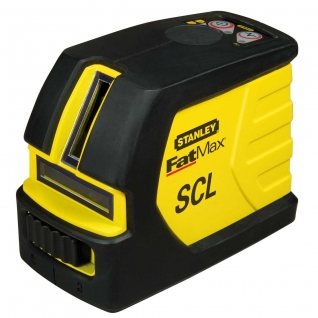Уровень лазерный Stanley Fatmax Cross Line Laser 1-77-320