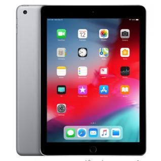 Планшет Apple iPad (2019) Wi-Fi 32Gb Space Gray MW742RU/A