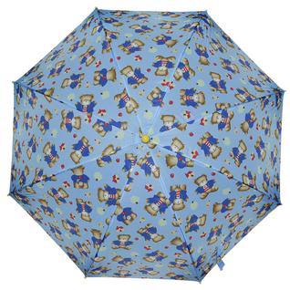 "Ame Yoke Детский зонт ""Мишки"" голубой"