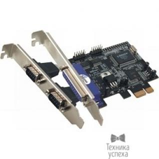 STLab ST-Lab I294 RTL 2COM9M, 1xLPT25F PCI-E