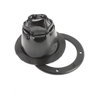 Roca Манжета для пучка кабелей Roca 923630 55 x 72 мм с крепежным кольцом