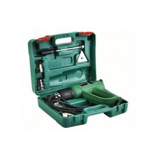 Фен техн. Hammer Flex HG2000A 2000Вт 50-450/90-600С 250/500л/мин кейс, насадки, ...