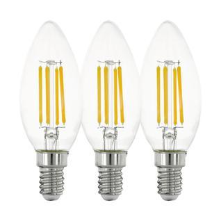 Комплект из 3-х светодиодных ламп EGLO LM_LED_E14 12811