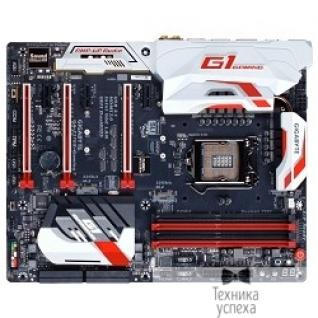 Gigabyte Gigabyte GA-Z170X-Gaming 7 RTL LGA1151, iZ170, 4*DDR4, 3*PCI-E, SATA 6Gb/s + RAID, M.2, SATA Express, ALC887 8ch, Wi-Fi, GLAN, USB3.1, HDMI + DP, ATX