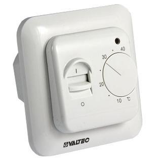 Термостат комнатный с датчиком температуры пола VALTEC (VT.AC602.0.0)