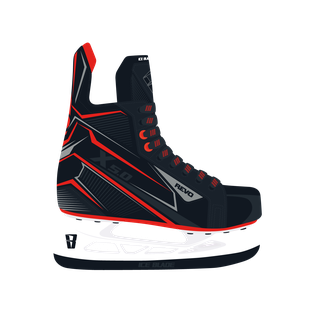 Коньки хоккейные Ice Blade Revo X5.0 размер 44