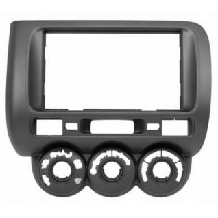 Переходная рамка Intro RHO-N06 для Honda Fit 01-07 мех.печь / правый руль 2DIN Intro