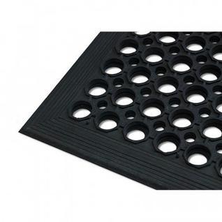 Коврик напольный REM 800x1200х14мм (резина)