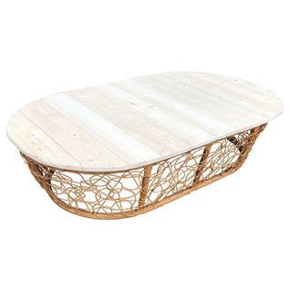 Садовый стол ПМ: М-Групп Стол кофейный Лэйс-2