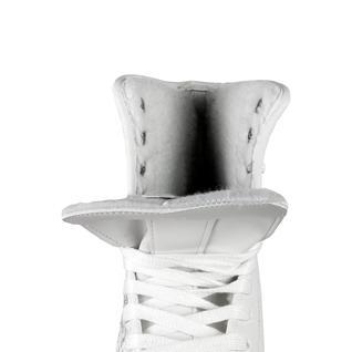 Фигурные коньки СК (Спортивная Коллекция) (спортивная коллекция) Ladies Lux Fur Corso, белый размер 42