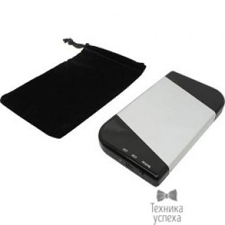 "AgeStar AgeStar SUB2A7 Внешний корпус 2,5"" SATA AgeStar SUB2A7 USB2.0, алюминий, серебристый 04509"