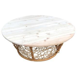 Садовый стол ПМ: М-Групп Стол кофейный Лэйс