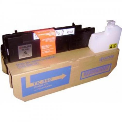 Картридж TK-450 для Kyocera FS-6970DN (черный, 15000 стр.) 4464-01 Kyocera 851409 1