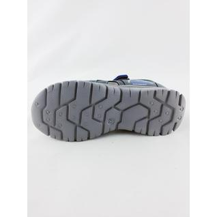 B-5303 серый Туфли для мальчика Tom&Miki р.27-32 (30)