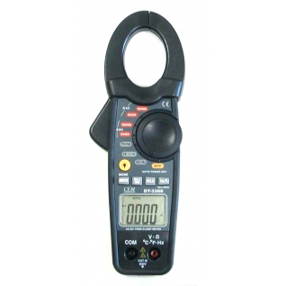 Профессиональные токовые клещи СЕМ DT-3368
