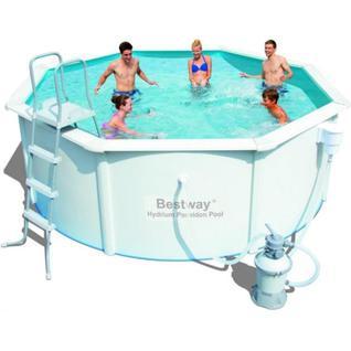 Bestway Каркасный бассейн Bestway Hydrium Pools 56566, 300х120 см