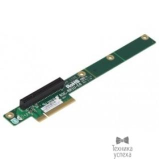 Supermicro Supermicro RSC-RR1U-E8 Riser Card PCI-E 8x, 1U
