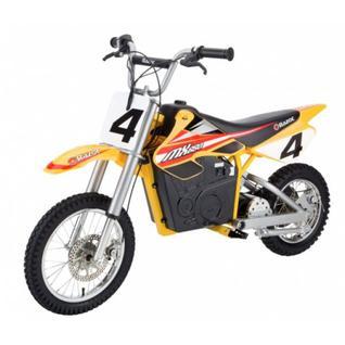 Электромотоцикл Razor MX650 (жёлтый)