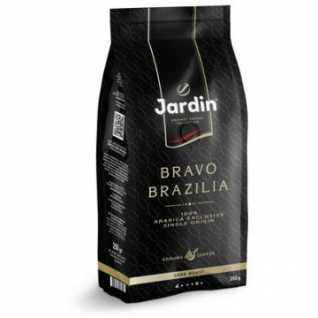 Кофе Jardin Bravo Brazilia молотый, 250г