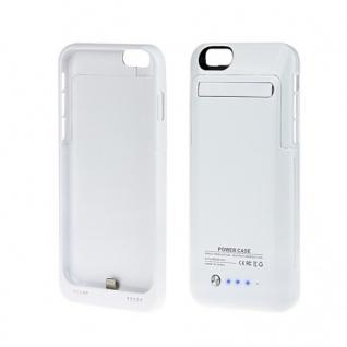"""Чехол аккумулятор для iPhone 6 3500 mAh """"Белый"""""""