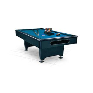 Dynamic Billard Бильярдный стол (пул) Dynamic Billard Eliminator 8 футов, черный 55.005.08.0