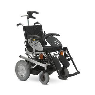 """АРМЕД Кресло-коляска для инвалидов электрическая """"Armed"""": FS123GC-43 ((пневмо задние колеса, литые передние))"""