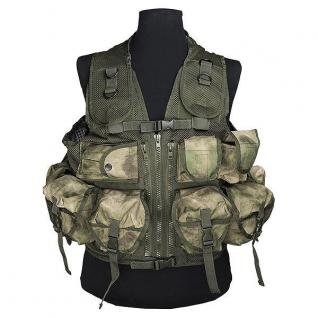 Жилет Einsatzweste Tactical Mil-Tec Mil-Tacs FG