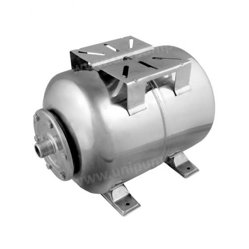 Гидроаккумулятор 80л Unipump/UNIPRESS горизонтальный, нержавеющая сталь UNIPUMP 100306