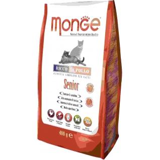 Monge Monge Cat корм для пожилых кошек 400 г