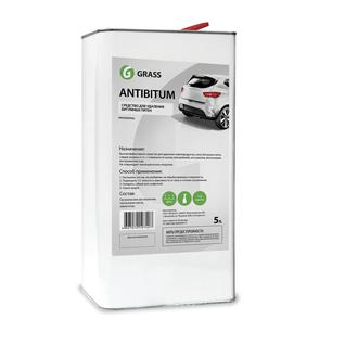 Очиститель битумных пятен Grass Antibitum 5 л