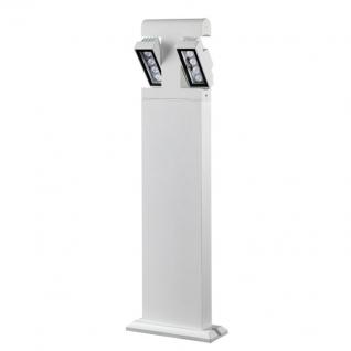 357430 NT18 103 белый Ландшафтный светодиодный светильник IP54 8LED SMD3030 8ВW 220-240V KAIMAS NOVOTECH