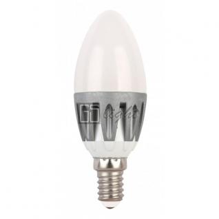 GSlight Светодиодная свеча C37-III E14 4.5W 220V Day White