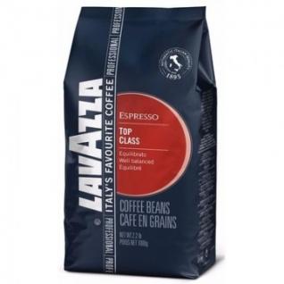 Кофе Lavazza Top Class grand gusto в зернах, 1 кг
