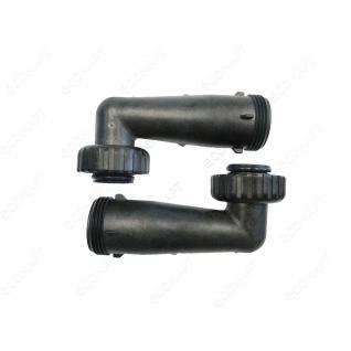 Угловой адаптер V1/V1,25 /комплект/ Clack