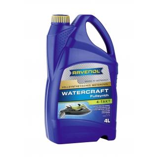 Моторное масло Ravenol Watercraft 4-Takt 4л