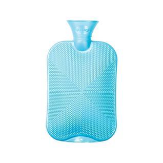Грелка FASHY CRYSTAL цвет голубой, 2 л
