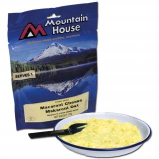 Макароны Mountain House в соусе из сыра
