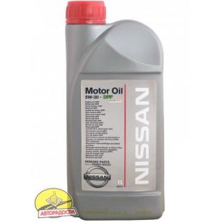 Масло моторное синтетическое Motor Oil DPF 5W-30 1L