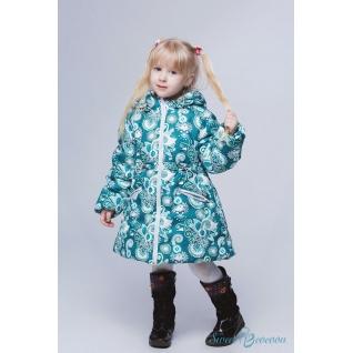 """Демисезонное пальто на девочку """"Весна"""" Sweet Cocoon"""