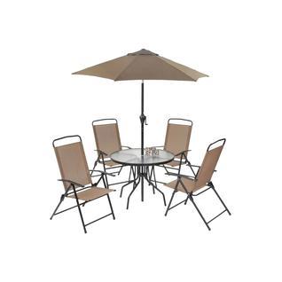 Комплект садовой мебели Бел Мебельторг HFS-021/ WR2119 Набор мебели Ялта