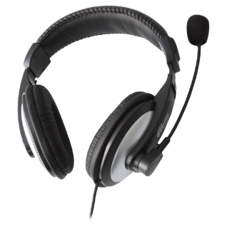 Наушники Ritmix RH-514M (накладные с микрофоном) в блистере