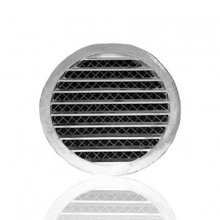 Решетка круглая металлическая ERA 150 AL (DSAV150)