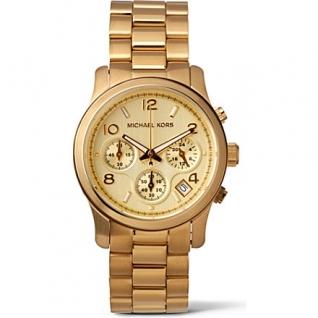 Часы женские Michael Kors, золотые