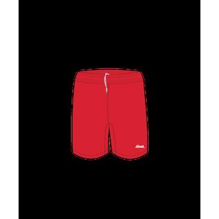 Шорты баскетбольные Jögel Jbs-1120-021, красный/белый, детские размер YM