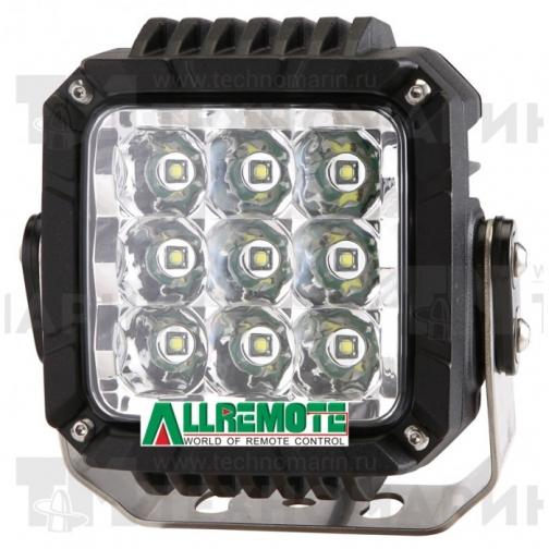 Прожектор для ATV Allremote направленный свет алюминий (OS-053 LED) 36987706