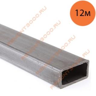 Труба профильная 100х100х4мм стальная (12м) / Труба профильная 100х100х4мм стальная (12м)
