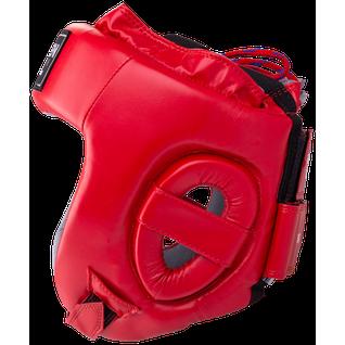Шлем открытый Green Hill Training Hgt-9411, красный размер L
